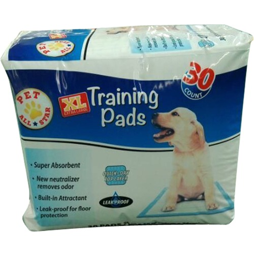 Pet All Star XL Puppy Pads, 30 count