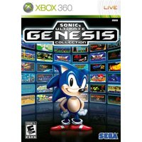 Sonic's Ultimate Genesis Collection, SEGA, XBOX 360, 00010086680348