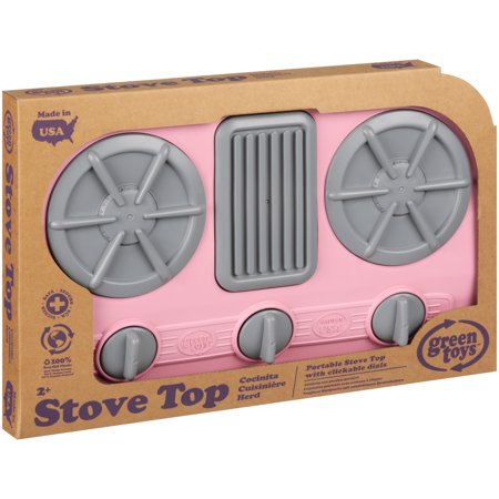 Best Green Toys Stove Top, Pink deal