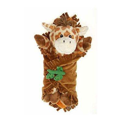11 giraffe blanket babies plush stuffed animal toy by fiesta toys