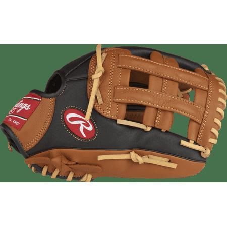 Rawlings Prodigy Youth Baseball Glove  Regular  Pro H Web  12 Inch