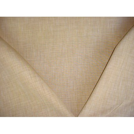 Designer Tweed - 157H12 - Citrine / Sandstone Textured Tweed Plains Strie Designer Upholstery Drapery Fabric - By the Yard