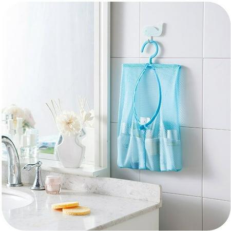 Multipurpose Clothespin Bag, Bathroom Shower Storage ...