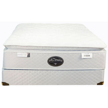 Spring Air Back Supporter Four Seasons Athena Firm Pillowtop