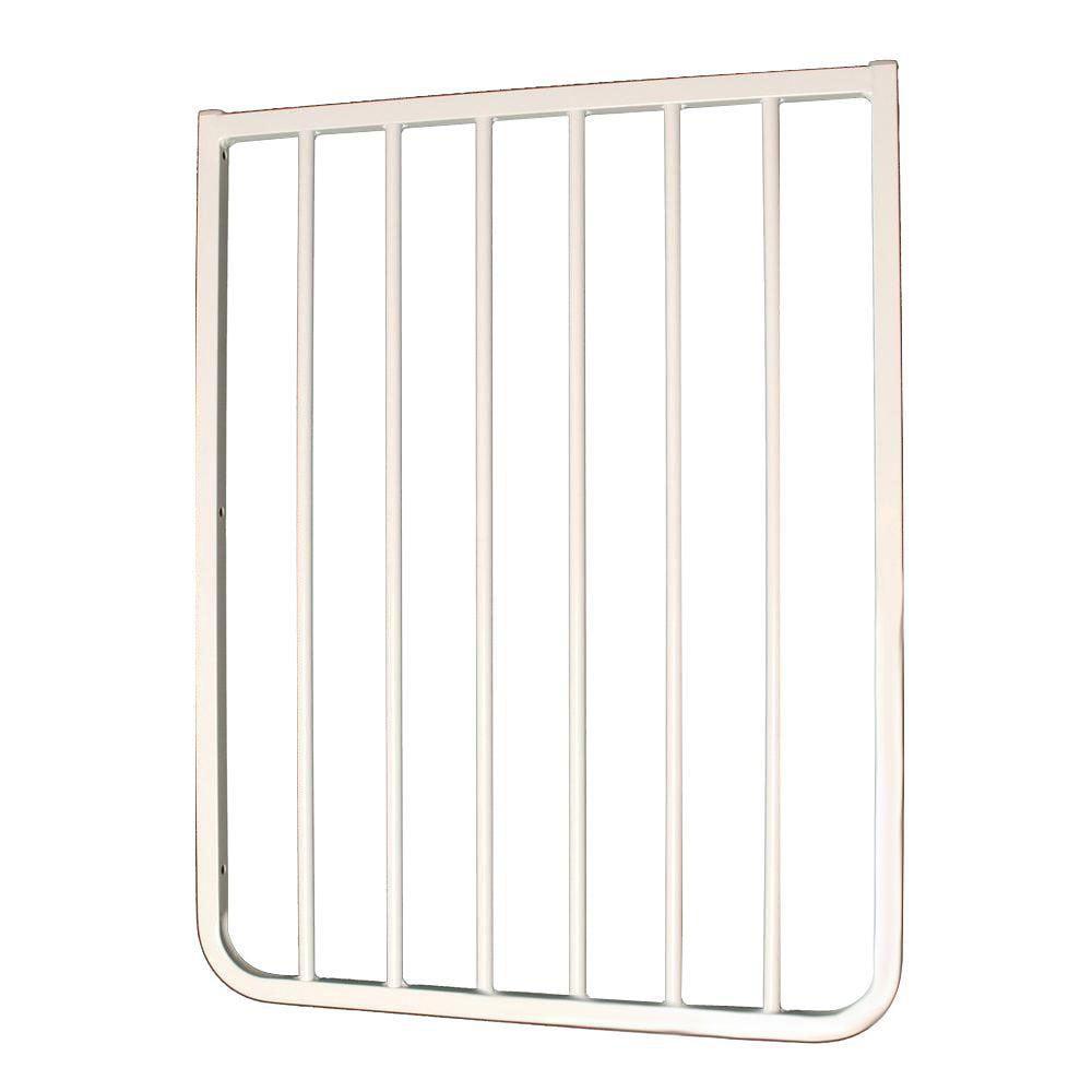 Cardinal Gates BX2-W 21.75 inch Extension White by Cardinal Gates
