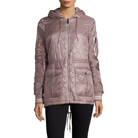 Marc New York Quilted Jacket - Quilted Soft Shell Jacket