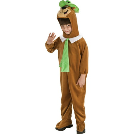 Yogi Bear Boys Child Halloween Costume](Kid Bear Costume)