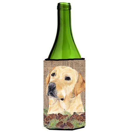 Labrador Wine bottle sleeve Hugger - 24 oz. - image 1 de 1