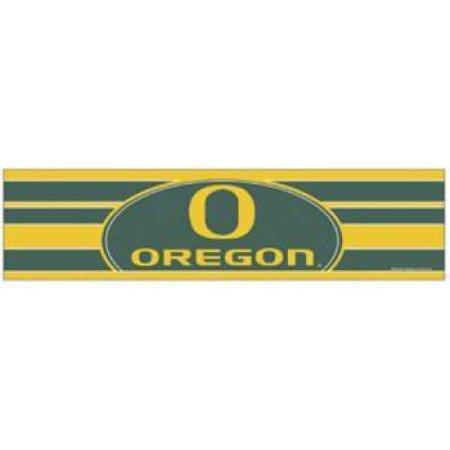 Oregon Ducks Bumper Sticker (Oregon Ducks Stickers)