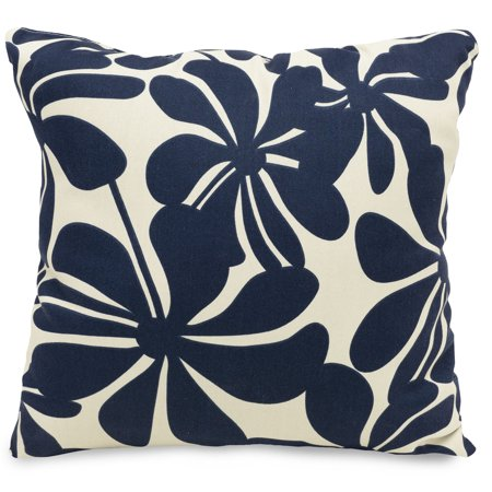 Majestic Home Goods Indoor Outdoor Navy Plantation Large