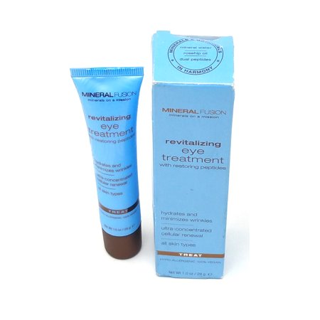 Mineral Fusion Revitalizing Eye Treatment