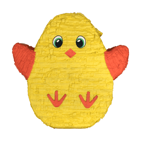 Baby Chick Peep Pinata, Yellow, 19in x 19in](Baby Carriage Pinata)