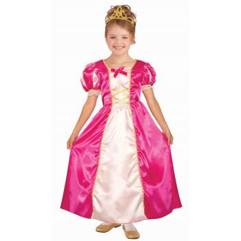 Girls Princess Indigo Halloween Costume