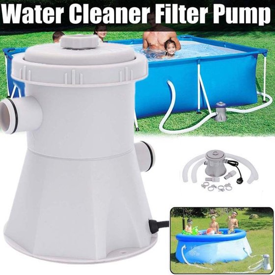 Outtop 220V Electric Swimming Pool Filter Pump For Above Ground ...