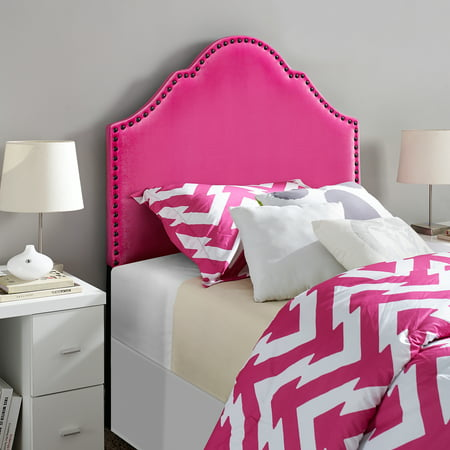 Novogratz Twin Headboard With Nailheads