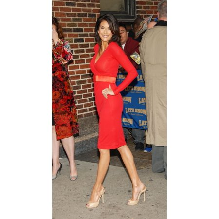 Teri Hatcher At Talk Show Appearance For Mon - The Late Show With David Letterman Ed Sullivan Theater New York Ny May 12 2008 Photo By Desiree NavarroEverett Collection (Late Show With David Letterman Musical Guests)