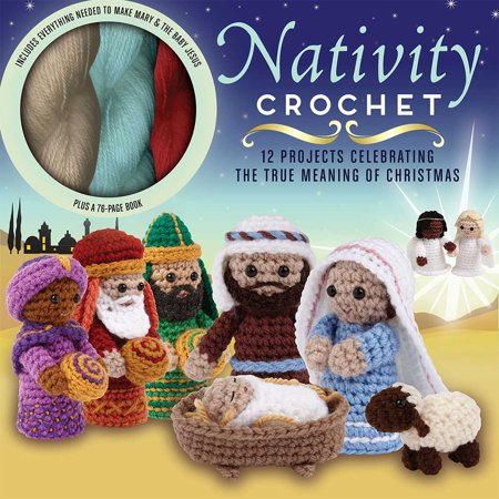 - Nativity Crochet