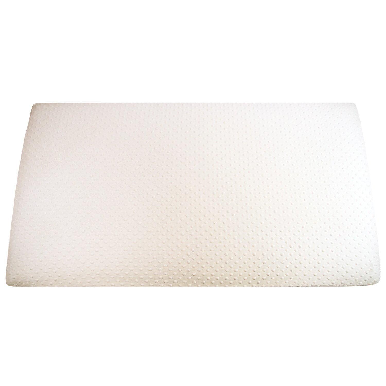 My Blankee Minky Dot Crib Sheet, Cream, 28' x 52' x 9'