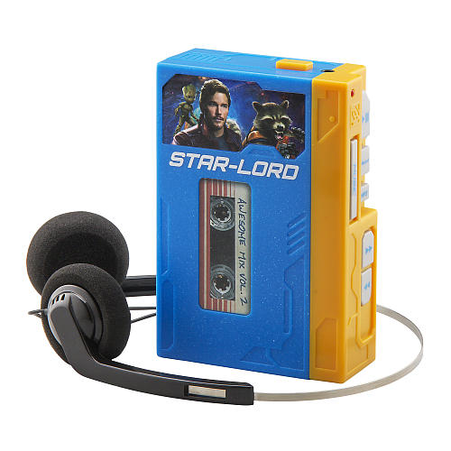 Marvel Guardians of the Galaxy Volume 2 Mini MP3 Boombox - Star-Lord