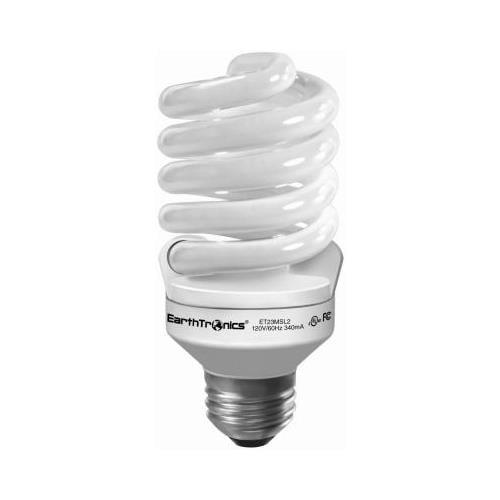 EarthTronics CF23CW1B2E T2 Cool White Ultra Mini CFL Bulb...