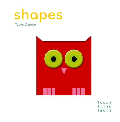 Touchthinklearn: Shapes (Board Book)