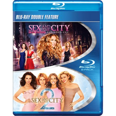 SEX & THE CITY 1 & 2 (BLU-RAY/DBFE) (Blu-ray) (Sin City 1 And 2 Blu Ray)