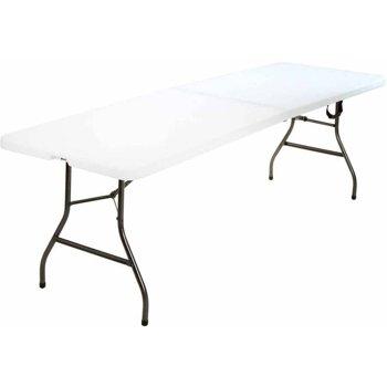 Cosco 8 Foot Centerfold Folding Table