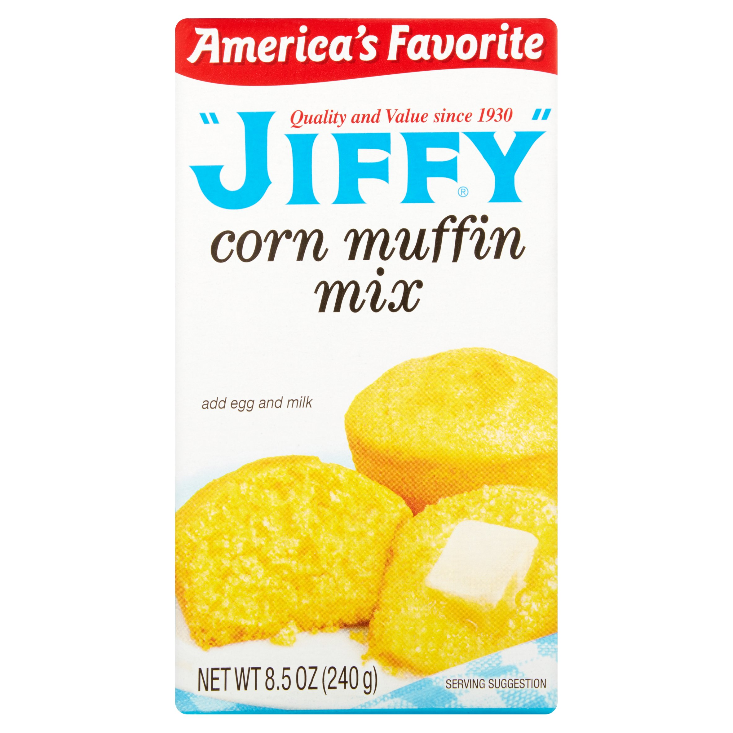 Jiffy Corn Muffin Mix, 8.5 oz