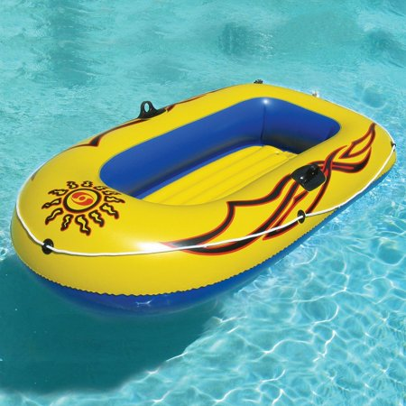 Solstice SunSkiff Single Person Inflatable (Solstice Sports)