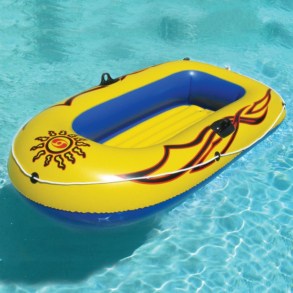 Solstice SunSkiff Single Person Inflatable Boat