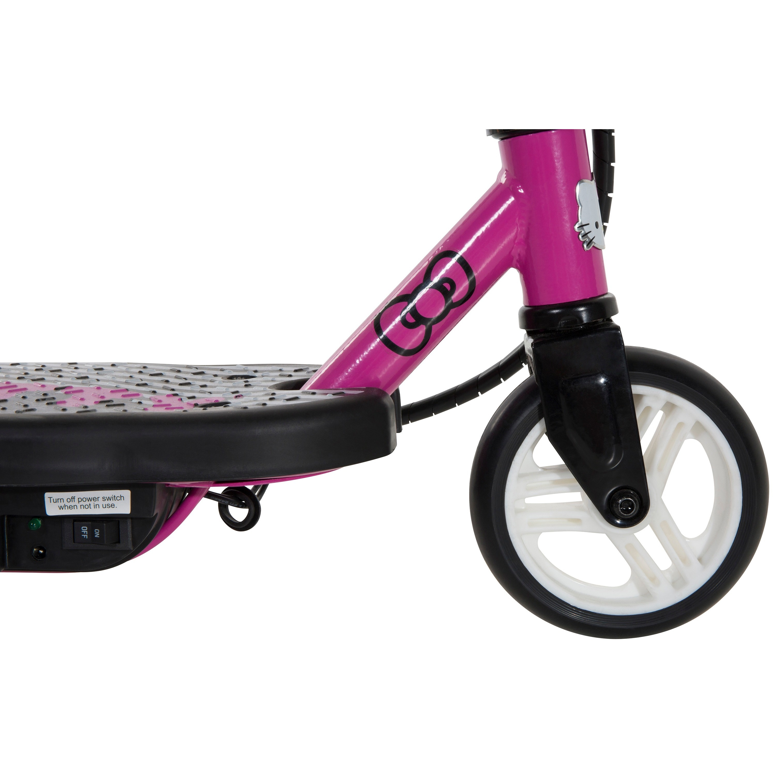 Hello Kitty 12 Volt Electric Scooter Walmart Com
