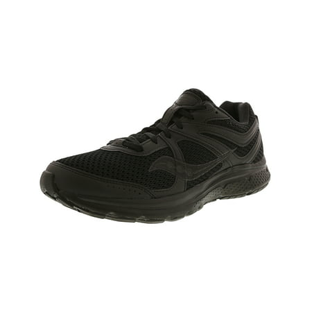 Saucony Women's Grid Cohesion 11 Black / Ankle-High Mesh Running Shoe -