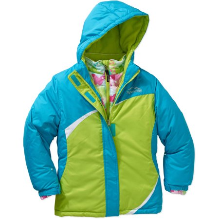 c3c535b73 Mountain Xpedition - Girls' 3 in 1 Systems Jacket - Walmart.com