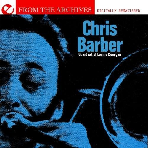 Chris Barber - Merrydown Blues-From the Archives [CD]