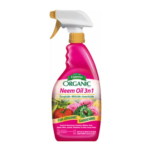 ESPOMA COMPANY EONM24 24OZ 3/1 Ready-to-Use Neem Oil