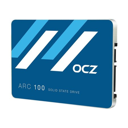 OCZ Storage Solutions Arc 100 Series 480GB 2.5-Inch 7mm SATA III Ultra-Slim Solid State Drive with Toshiba A19nm NAND