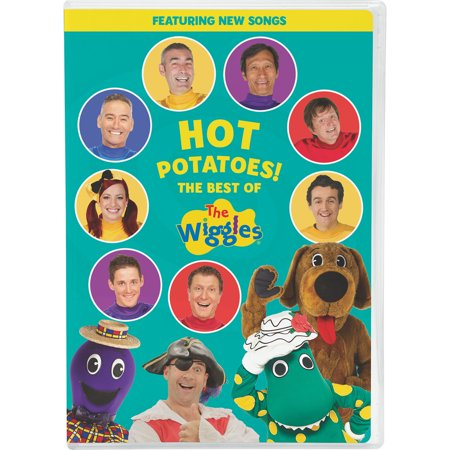 The Wiggles: Hot Potatoes! The Best Of The Wiggles (Full