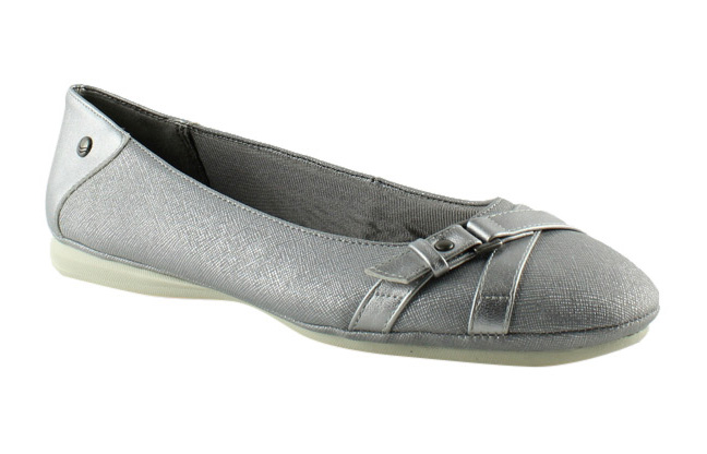Lifestride Womens Brown Flats Size 8.5 New by LifeStride