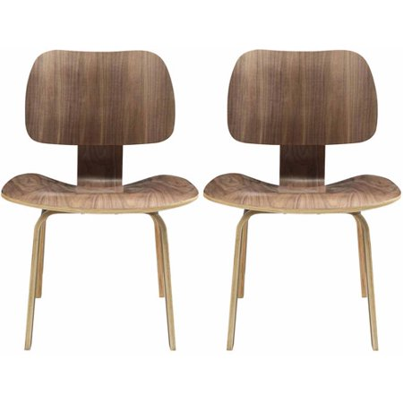 Modway Fathom Dining Chairs, Set of 2, Multiple Colors