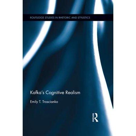 Kafka's Cognitive Realism - eBook