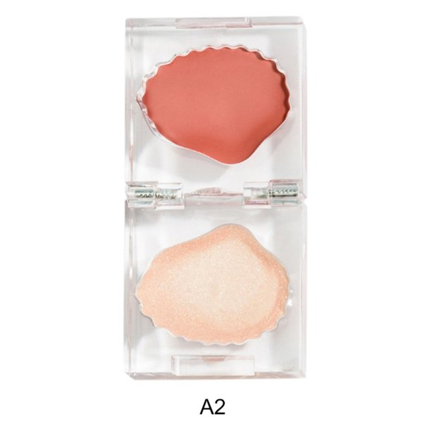 Small Ice Cube S Highlight Blush