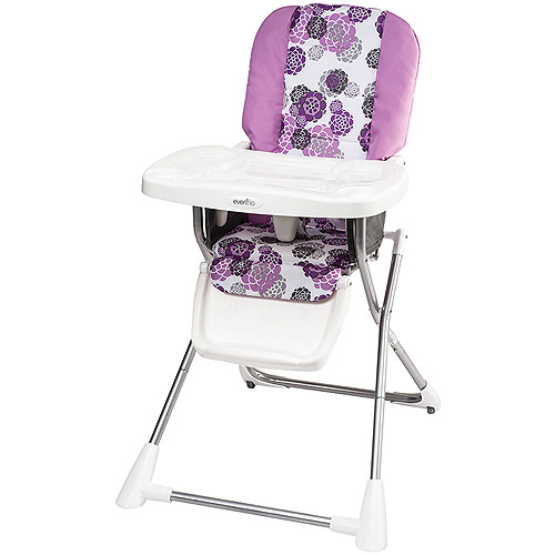 Charming Generic Compact Fold High Chair, Lizette