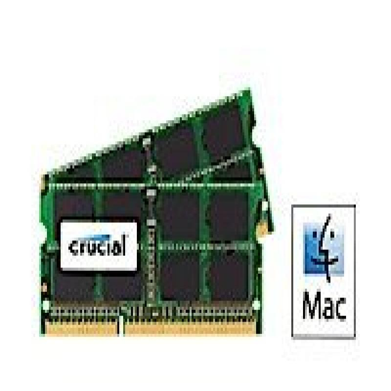 Crucial 16GB kit (8GBx2) Upgrade for a Apple MacBook Pro ...