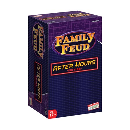 Family Feud - After Hours Edition - Rush Hour Game Online