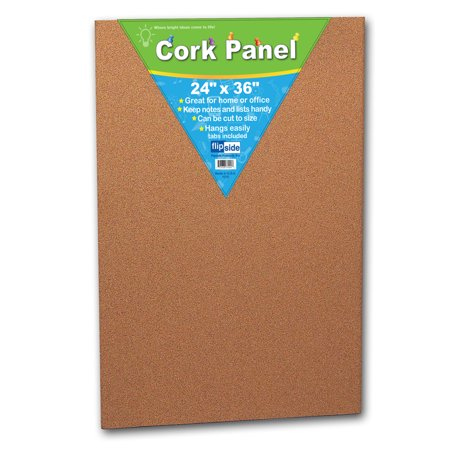 CORK PANEL 24IN X 36IN (36in Custom Panel Bottom Freezer)