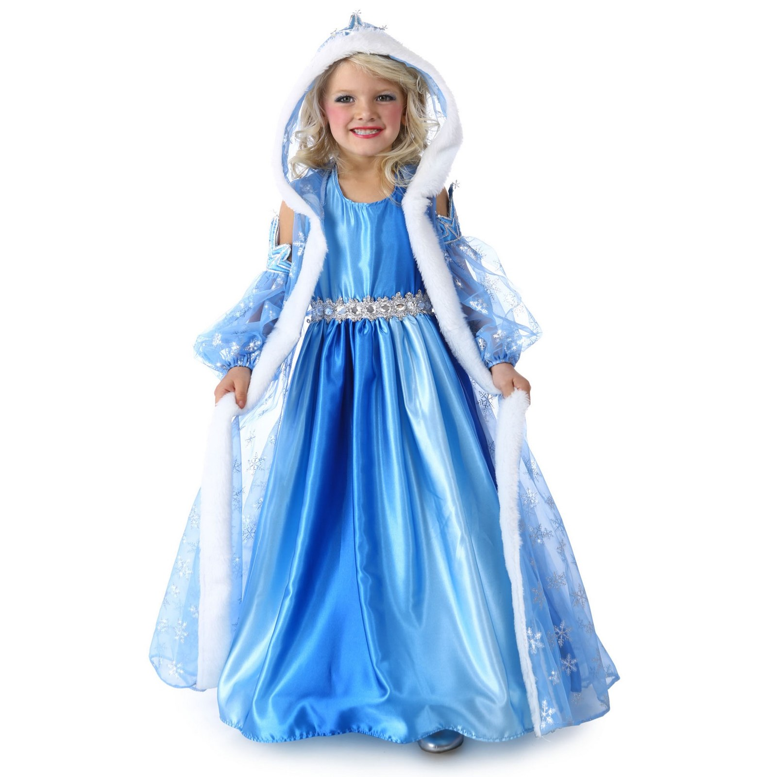 Child Icelyn Winter Princess Halloween Costume