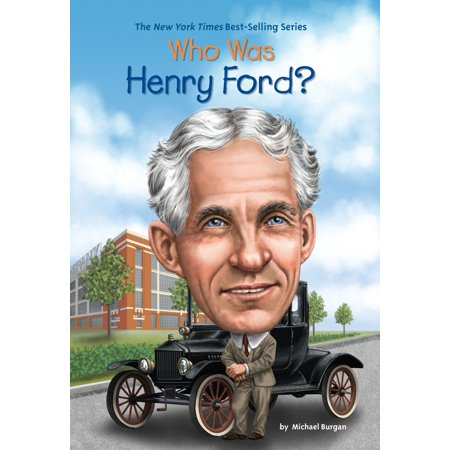 Who Was Henry Ford? (Who Is Ted Baker Designer)