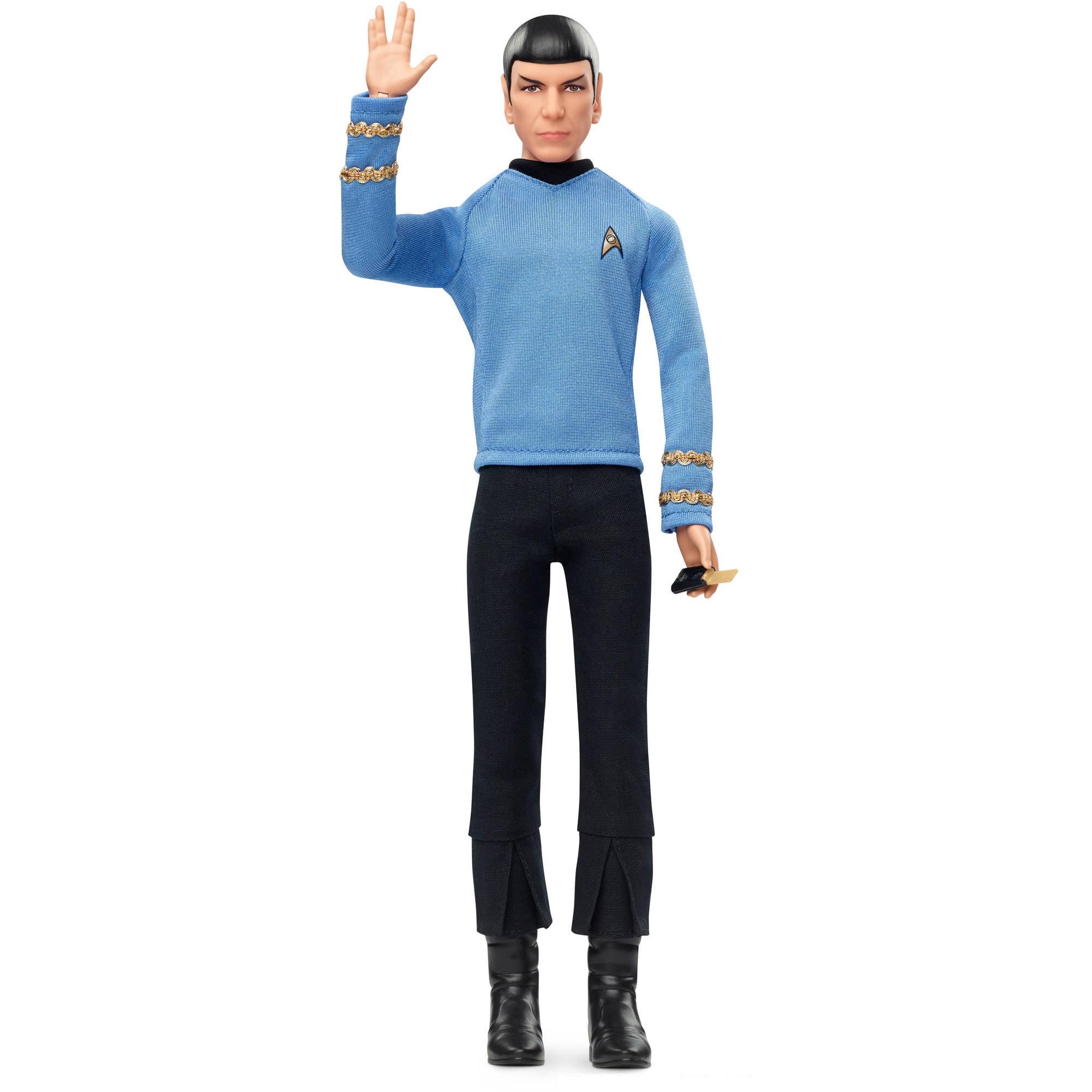 Barbie Star Trek 50th Anniversary Doll, Mr. Spock by MATTEL INC.