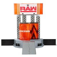 WWE RAW Wrekkin Entrance Stage Playset