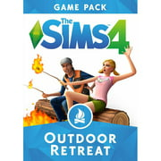 Electronic Arts The Sims 4 Outdoor Retreat (Digital Code)
